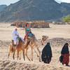 Beduíni - sprievodcovia púšťou