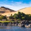 Prvý katarakt rieky Níl