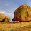 Skalné útvary v národnom parku Matobo