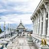Moderný budhistický chrám