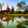 Historický park Sukhothai