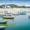 Hua Hin známa pláž