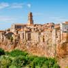 Historické mesto Pitigliano