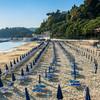 Nádherná pláž v Lerici