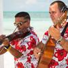 Muzikanti na Cayo Coco