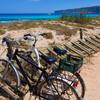 Z bicykla do vody