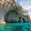 Modré jaskyne
