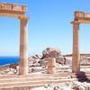 Ruiny antického chrámu