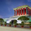 Ho Chi Minh mauzóleum