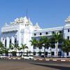 Mestská radnica Yangon