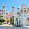 Kostol Ayia Phaneromeni, Larnaca