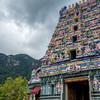 Hinduistický chrám Hindu Kovi Sangam vo Viktórii