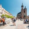Nádherné poľské mesto - Krakov