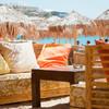 Relax v plážovom Lounge