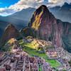 Neskutočná scenéria Machu Picchu