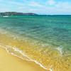 Príjemná pláž