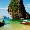 Pláže na Krabi