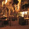 Reštaurácia v jaskyni