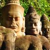 Hlavná brána Angkor Thom