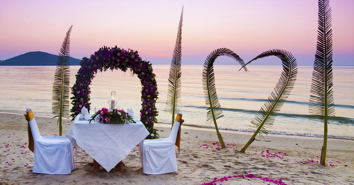 5 najnezabudnuteľnejších destinácii pre zásnuby