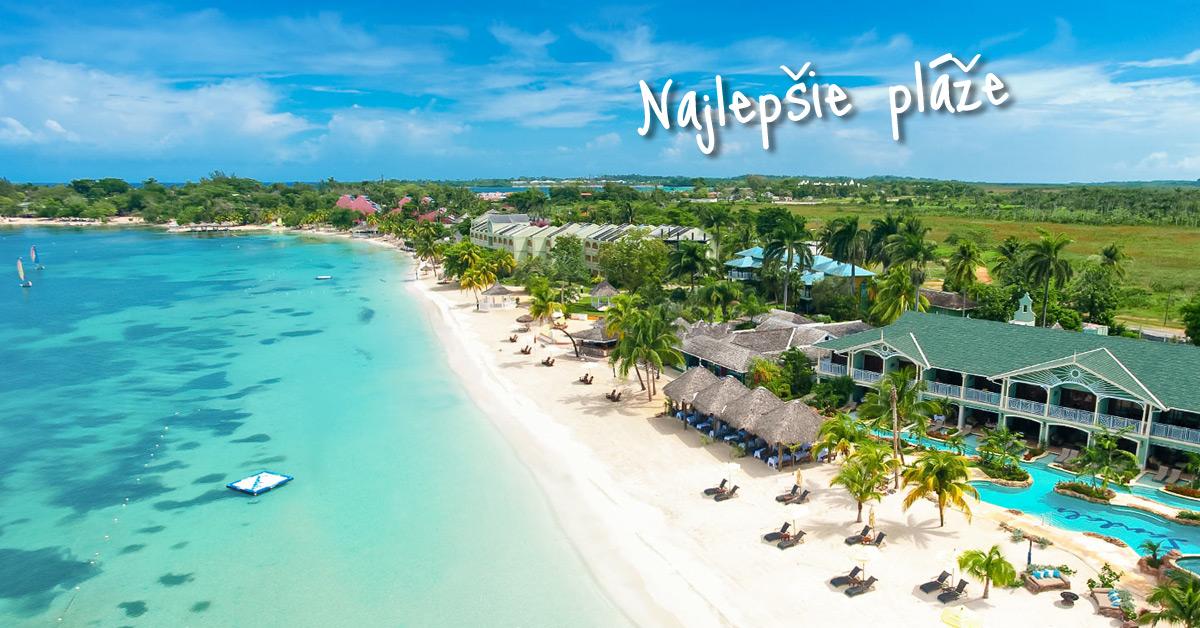 7 Mile Beach - najkrajší unikát Jamajky