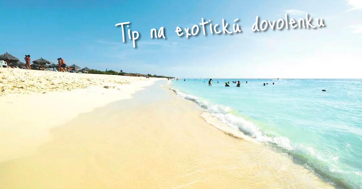 Aruba - tieto 4 pláže musíte vidieť!