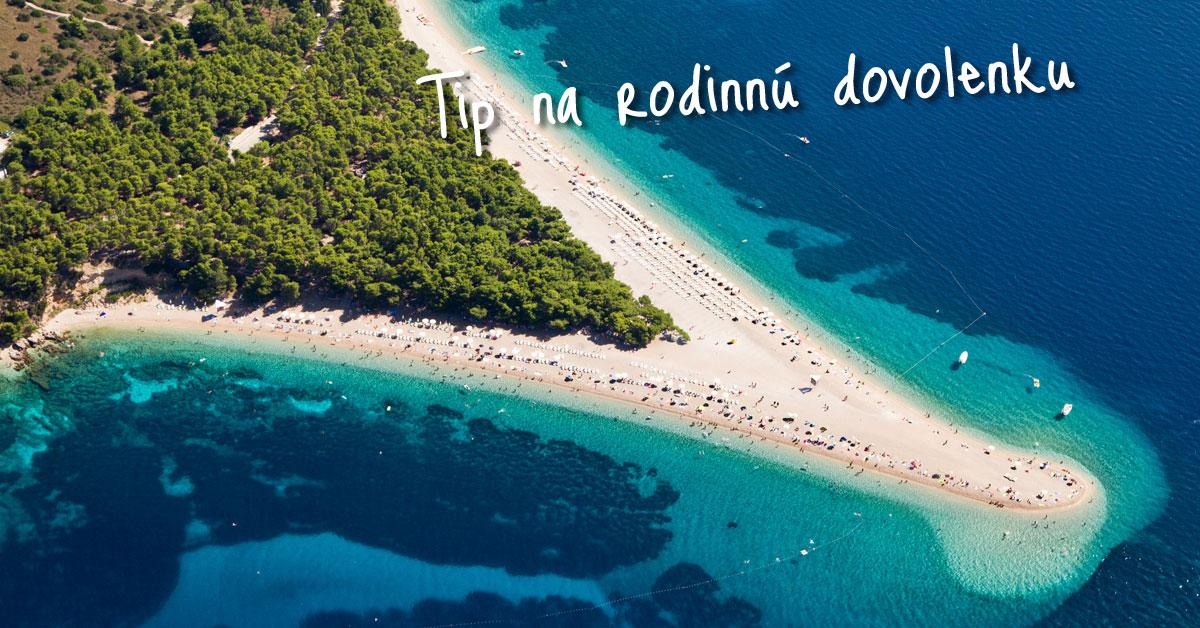 Brač - chorvátsky ostrov pohody