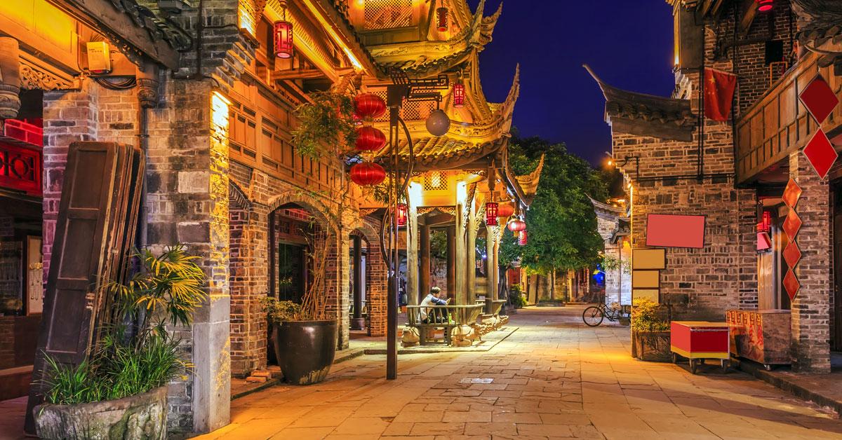 Chengdu - kolíska a centrum sečuánskej kuchyne