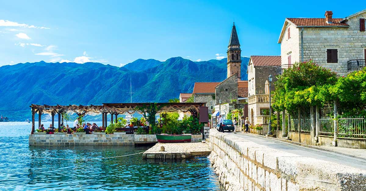 Čierna Hora - Balkánsky skvost nepoznačený turizmom
