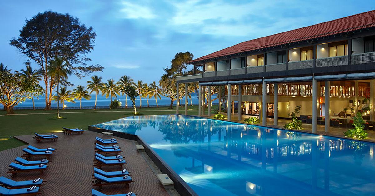 Hotel Cinamon Bey Beruwala - bazén