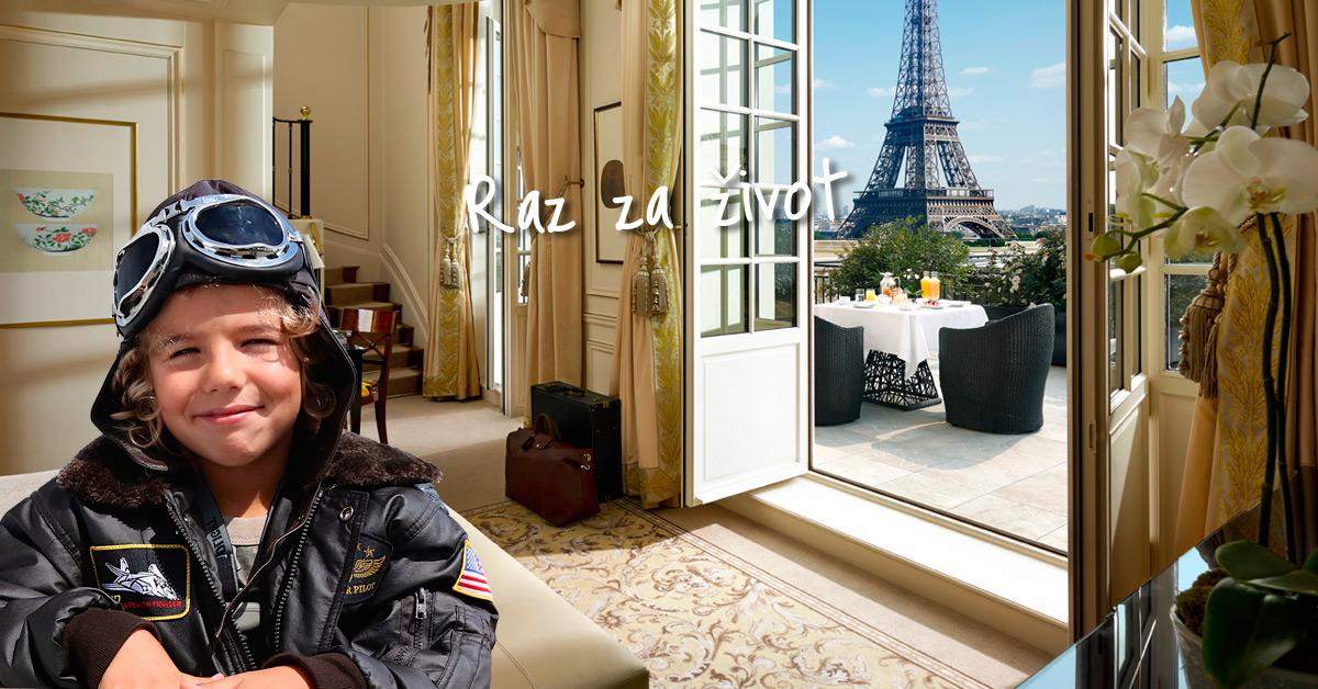Eiffelovka je otrepaná, toto treba v Paríži zažiť!