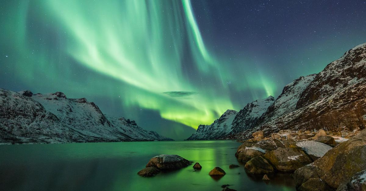 Fínsko - krajina tisícich jazier