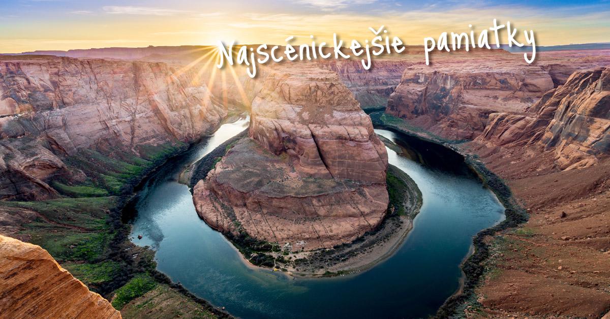 Grand Canyon - polovica histórie Zeme