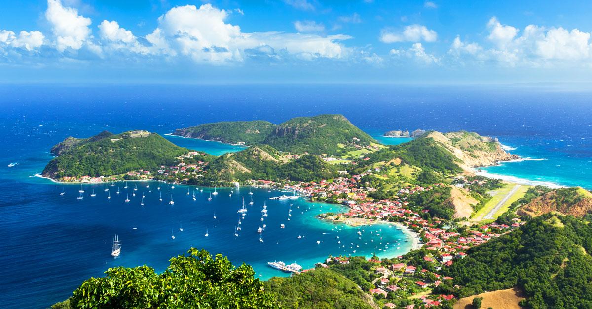 Guadeloupe - neobjavený Karibik