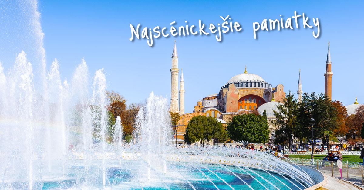 Hagia Sofia - Chrám svätej múdrosti