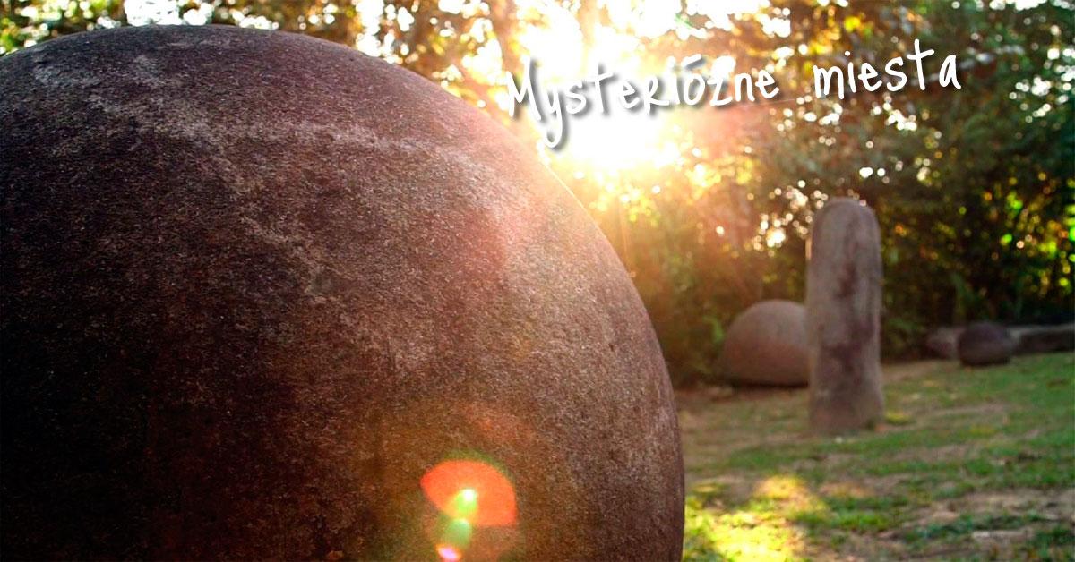 Kamenné gule v Kostarike - sú dielom človeka?