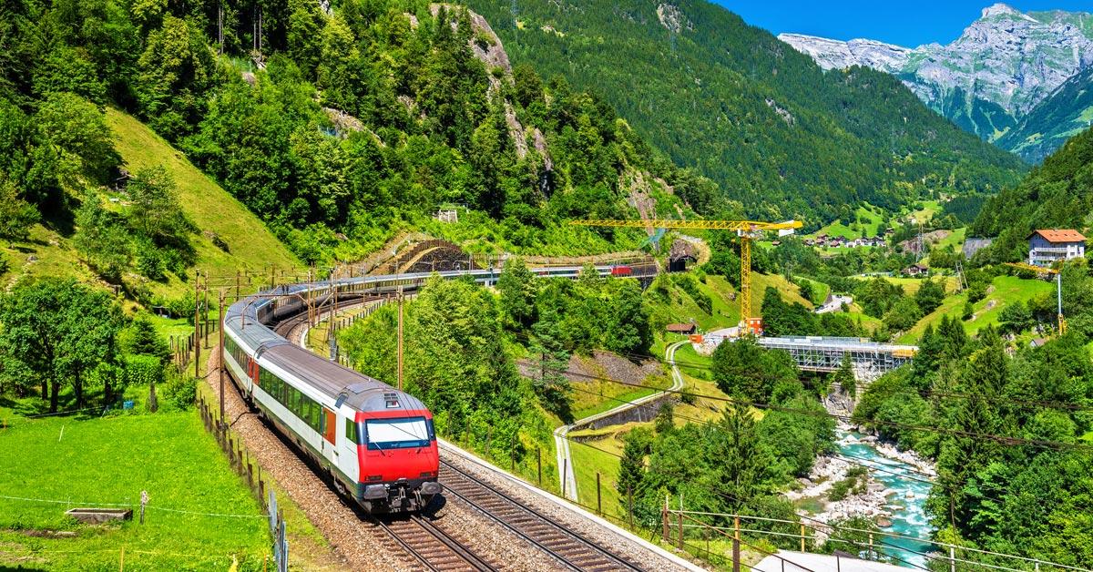 Kantón Uri - to pravé Švajčiarsko