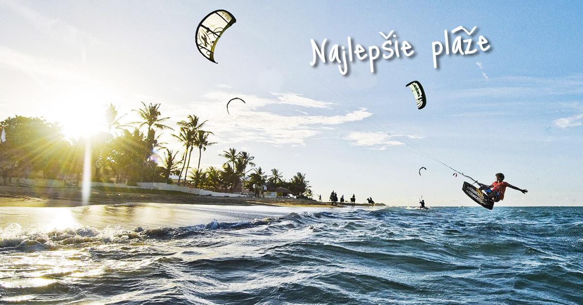 Kite Beach - najlepšia kiteboarding pláž sveta