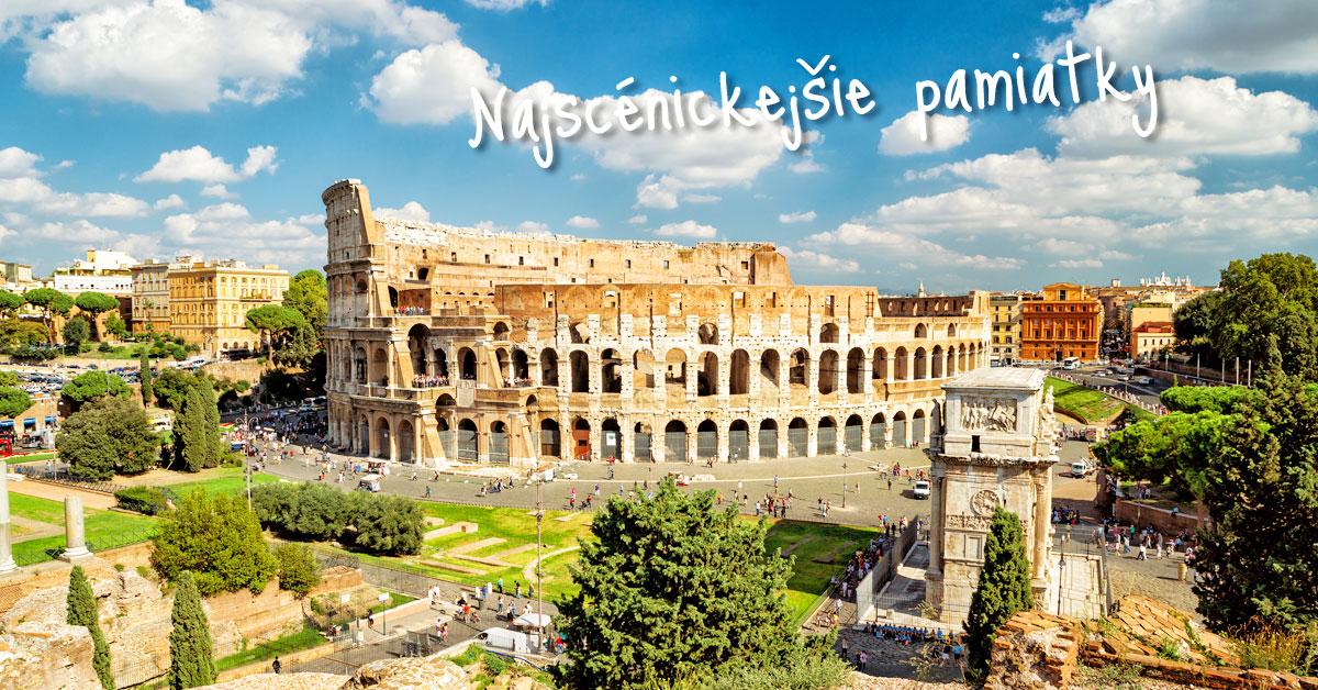 Koloseum - Anfiteatro Flavia