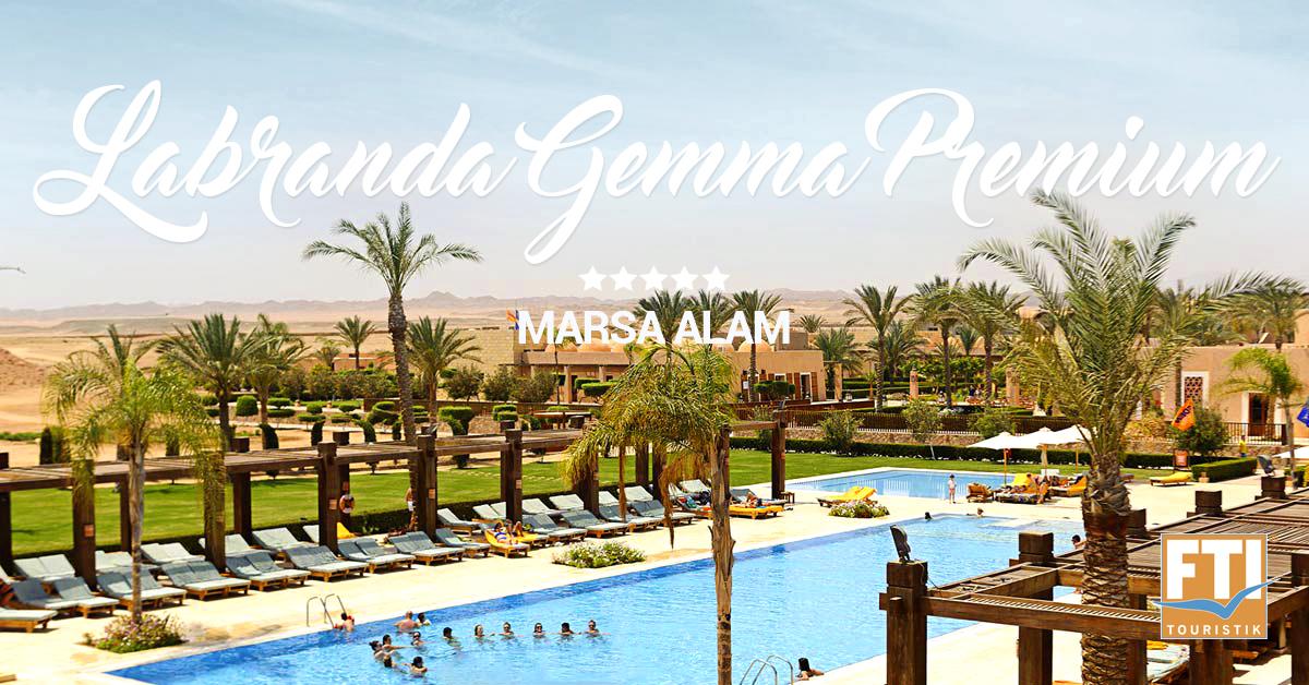 LABRANDA Gemma Premium Resort - cene neodoláš