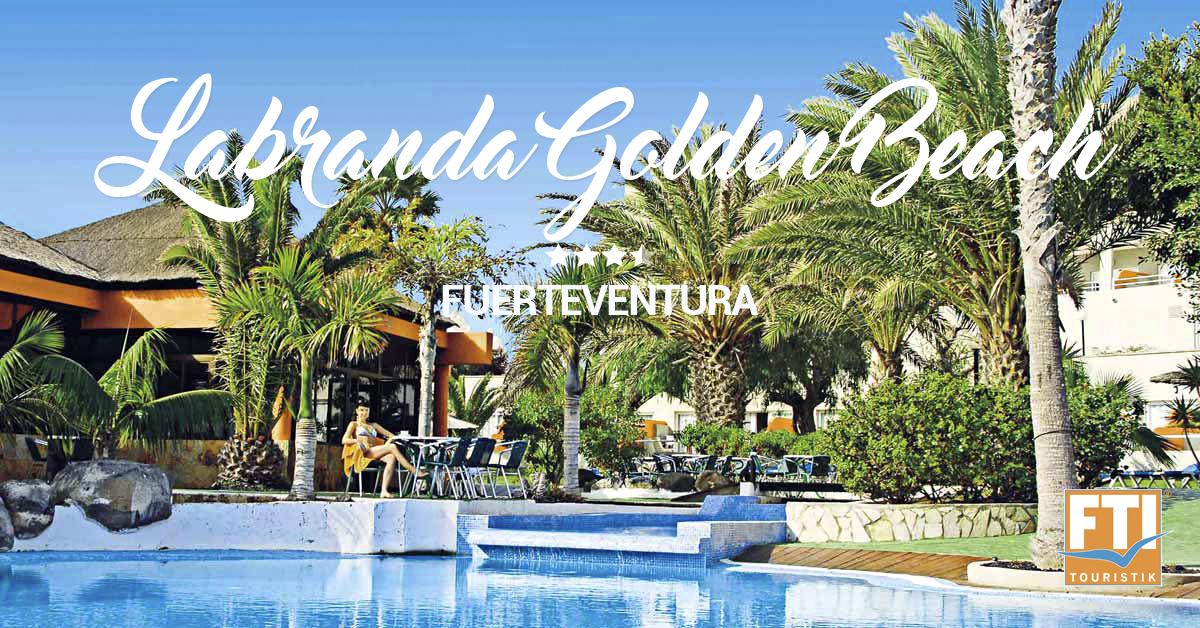 LABRANDA Golden Beach - pre páry i rodiny