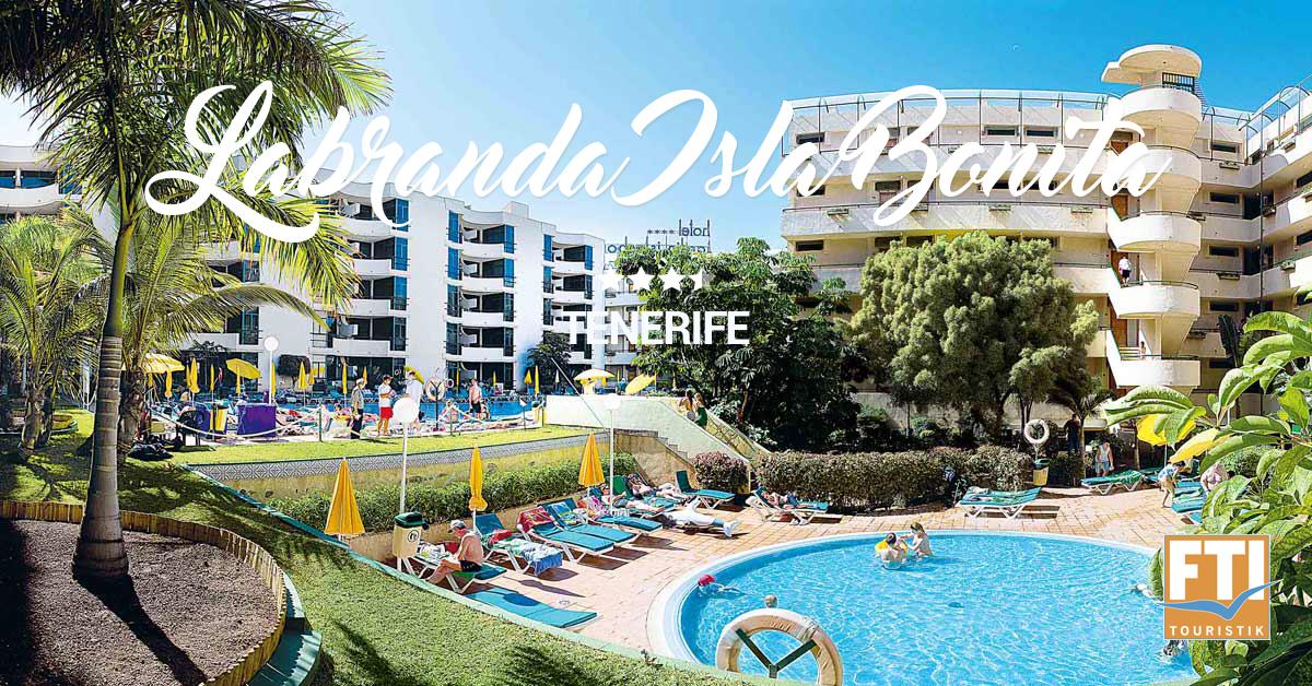 LABRANDA Isla Bonita - neviete, kam s deťmi na dovolenku?
