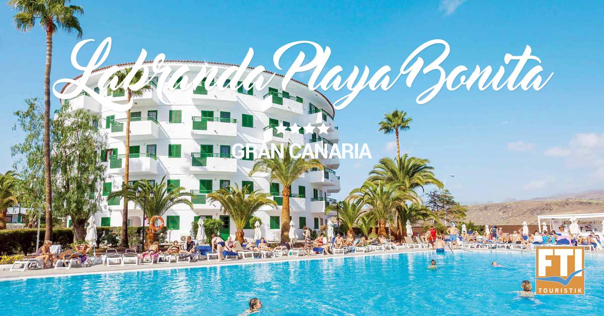 LABRANDA Playa Bonita - oplatí sa minúť všetky úspory!