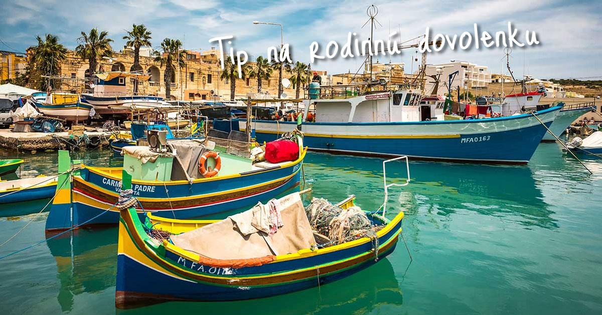 Legendami opradená Malta je sladká ako med