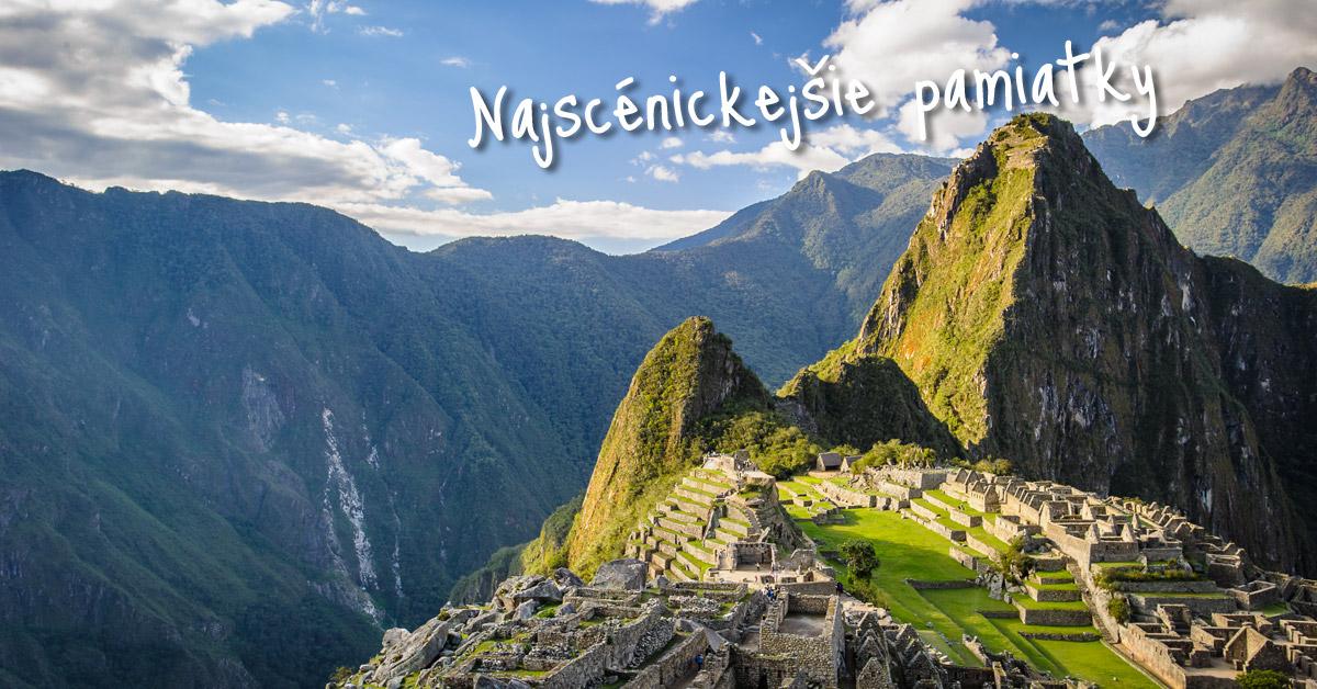 Machu Picchu - Stratené mesto Inkov