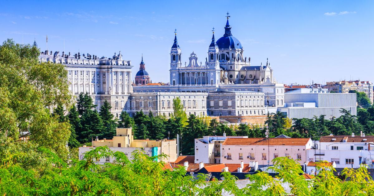 Madrid - mesto pouličných umelcov