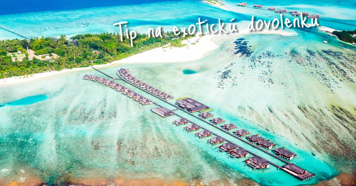 Maldivy - potápajúce sa ostrovy