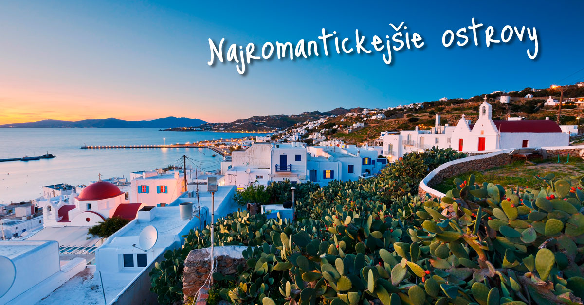 Mykonos - skrytý grécky romantik