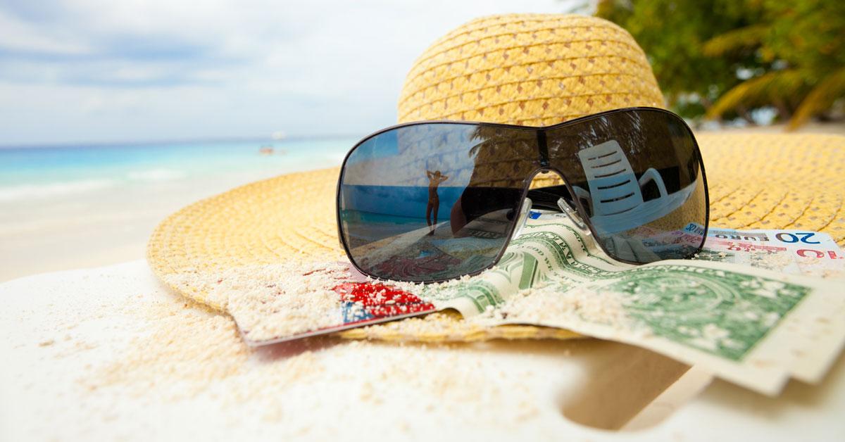Nenechajte sa okradnúť na dovolenke!
