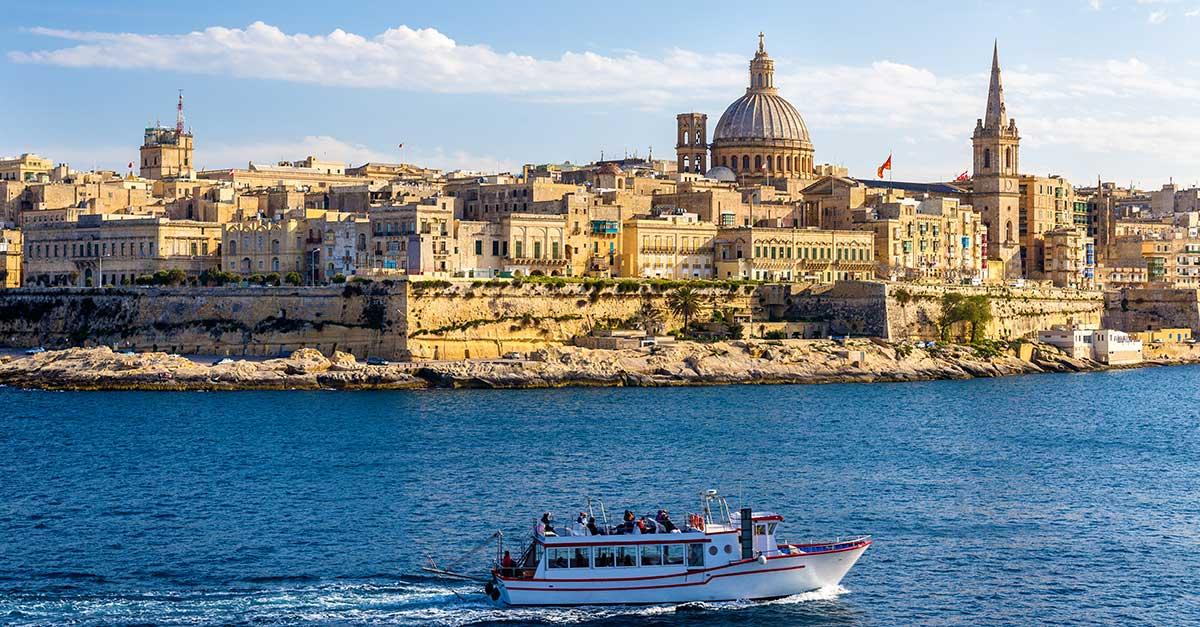 Nový turistický poplatok na Malte